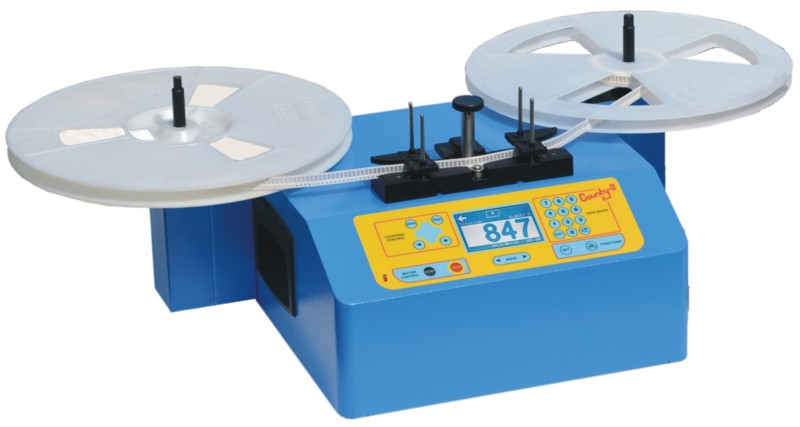 Electronic Component Counters Through Hole Components
