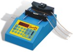 Electronic component counter